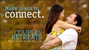 Make plans to connect couples retreat for How to plan a couples retreat