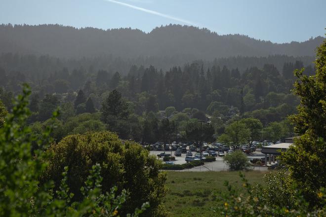 Mount Hermon Meadow Felton View