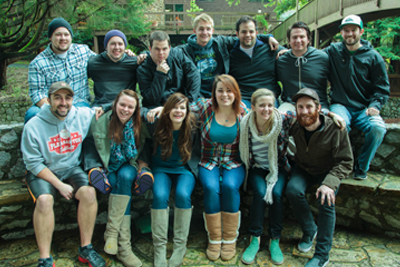 Mount Hermon Interns 2013