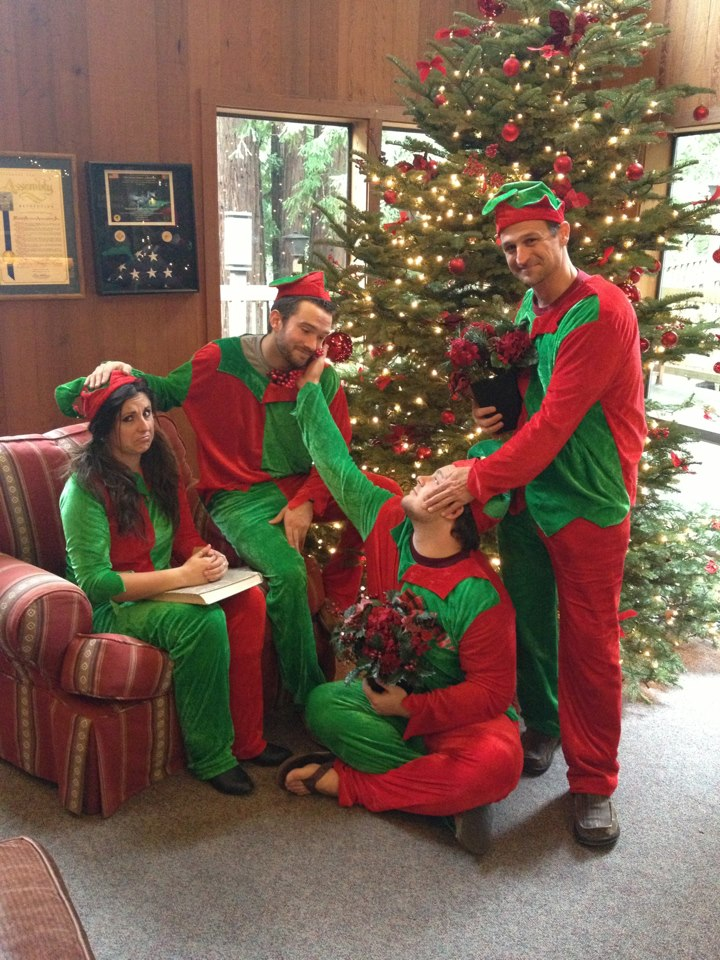 Youth Team Christmas