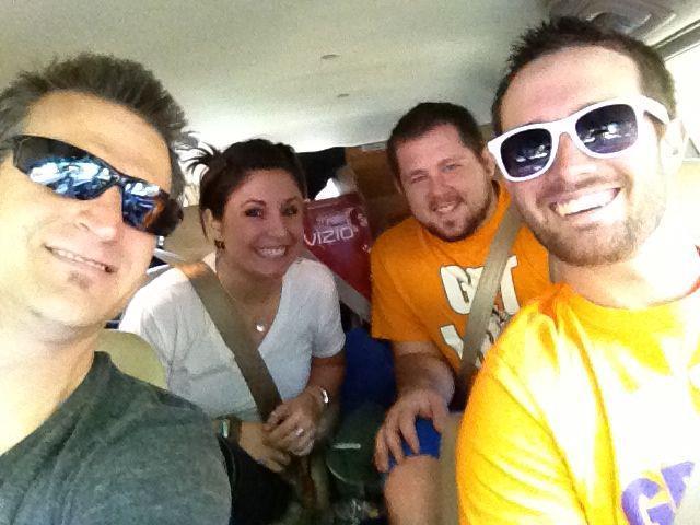 Youth Team Van