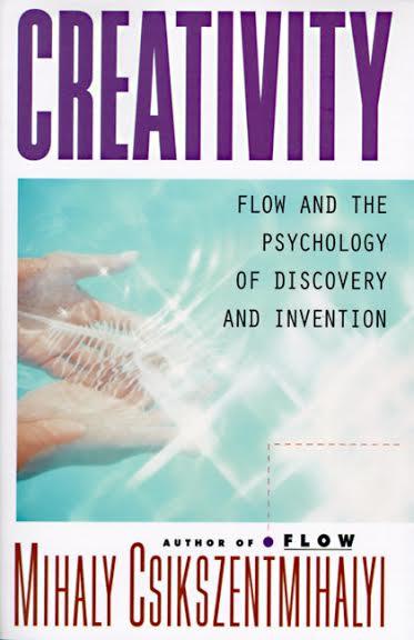 Creativity book Joe quoted