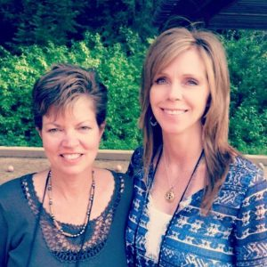 Lynn Vincent and Bethany Macklin